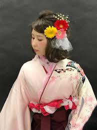 卒業式の髪型は今っぽ可愛く袴に合わせたいスタイルhair