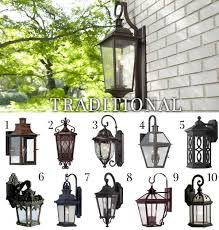 styles of lighting. Simple Lighting Traditional Outdoor Lights  Lighting Styles LightsOnlinecom Blog With Of Y