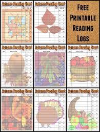 Free Bible Reading Chart Printable Autumn Fall Bible Reading Logs For Kids Free Printable