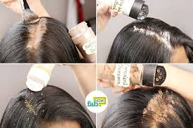 use diy dry shampoos to keep your hair fresh and clean