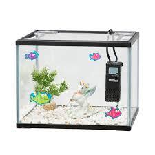 Fish Tank Aqua Town Kids Aquarium With Filter 12 Litre Pets At Home