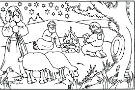 Bible Stories For Toddlers Coloring Pages Bible Stories For Toddlers
