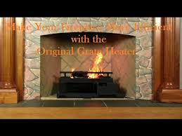 spitfire fireplace. maximize your fireplaces efficiency with the original grate heater - youtube spitfire fireplace
