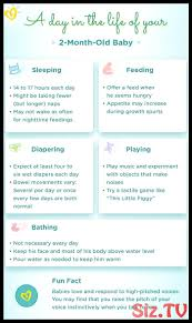 2 Month Old Baby Milestones Sleep And Feeding Plan