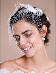 Voiles Pour Cheveux Courts Voiles De Mariée Recherche