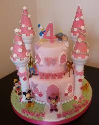 Disney Themed Birthday Cake Whitley Cakes