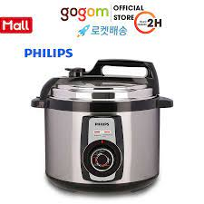 Nồi áp suất điện Philips HD2103ASN001-M22 GOGOM-1671 - Nồi ủ