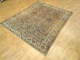 6 feet square rug antique hand knotted size 4 ft 8 inches by 1 6 ft square outdoor rug