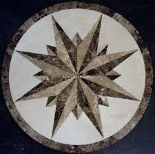 decorative tile medallions large round compass floor medallion decorative floor tile designs small decorative tile medallions