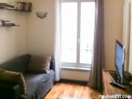 One Bedroom Apartment Living Room Paris Apartment 1 Bedroom Apartment Rental In Passy Pa 4598