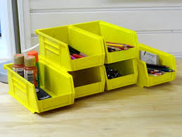 small storage bins. Brilliant Storage Small Storage Bins Yellow Intended S