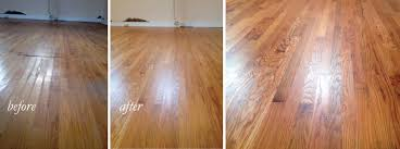 re your hardwood floors