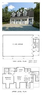 Garage Apartment Plan 58248 | Total Living Area: 1812 sq. ft., 1