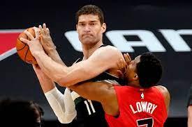 Bucks center Brook Lopez starting to ...