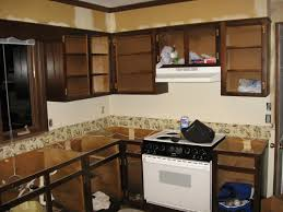 Refurbish Kitchen Cabinets Kitchen Cabinet Refinishing Ottawa Monsterlune