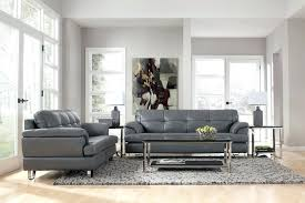 gray couch living
