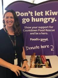 Kate Porter | Kaibosh Food Rescue