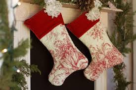 How to Make Quilted Christmas Stockings Without Quilting | Tikkido.com & ... to make a quilted tree skirt without having to know how to quilt, today  I present my tutorial on a shortcut to beautiful quilted Christmas  stockings. Adamdwight.com