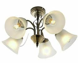argos home elisa 5 light ceiling