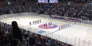 Nassau Veterans Memorial Coliseum Section 239 Home Of Long