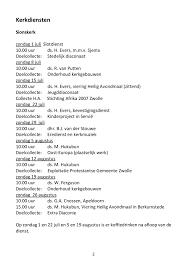 Sionskerk Editie Juli Augustus 2018 Pages 1 43 Text Version