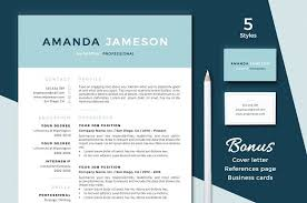 Modern Resume / CV Template - Resumes