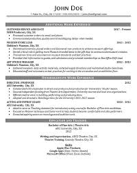 Theatre Resume Adorable Theater Resume Example Entertainment Production Fine Arts