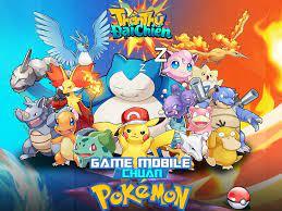 Thần Thú Đại Chiến - Game mobile 'chuẩn Pokemon' sắp ra mắt | Tin tức |  Game