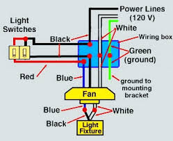 replacing ceiling fan switch how to wire a ceiling fan to a wall switch full size