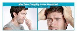 bij hoesten hoofdpijn
