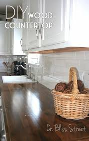 20 easy countertop diy tutorials to revamp your kitchen check out this tutorial on how