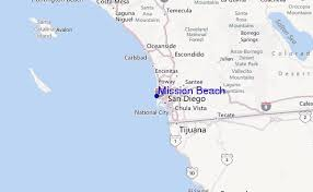 Tide Chart Mission Beach Mission Beach Surf Forecast And Surf Reports Cal San