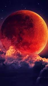 Blood Moon Wallpaper iPhone - 2021 3D ...