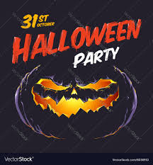Halloween Party Flyer Halloween Party Flyer Royalty Free Vector Image 13
