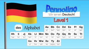 Refers to person, place, thing, quality, etc. German For Beginners Alphabet And Phonetics Learn Abc German Alphabet Song Deutsch Alphabet Youtube