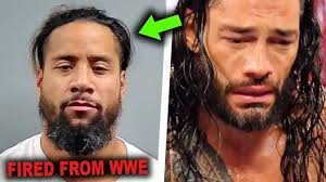 Jimmy Uso FIRED From WWE After Shock ...