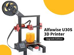 <b>Alfawise U30S</b> 3D Printer Upgrade Edition Now Available at ...