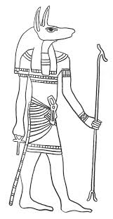 Top 10 Ancient Egypt Coloring Pages For Toddlers Egyptenaren
