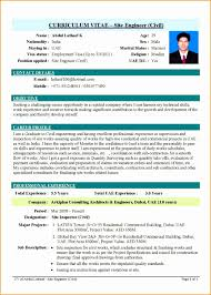 Engineering Student Resume Sample Cv Examples Civil Engineering Uk 49