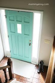 how to paint your front doorHow to paint your front door