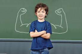 Resultado de imagen para niños con autoestima alta