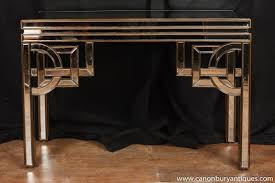 art deco furniture. Good Meuble 1930 #4 - Art Deco Mirrored Console Table Hall Tables 1920s Furniture