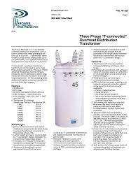 Three Phase Power Transformer Design