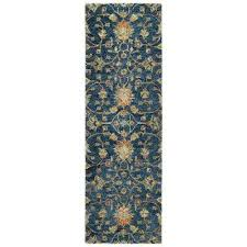 chancellor denim 3 ft x 8 ft runner rug