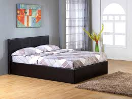Ottoman Bedroom Furniture King Size Storage Bed Luka A Kingsize Storage Bed Cheap Bedroom