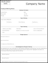 Employee Warning Letters Template 13 Warning Letter To Employee For Misconduct Shawn Weatherly