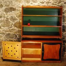 Kitchen Display 96211 Danish Art Deco Kitchen Display Cabinet 1930s Sold