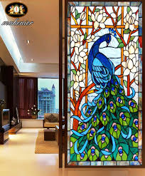 stained glass partitions custom screen porch sliding doors and sliding door partition