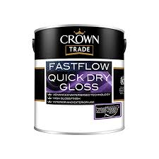 Paint Colour Chart Crown Crown Trade Expand Fastflow Colour Range