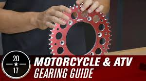 Motorcycle And Atv Gearing Guide